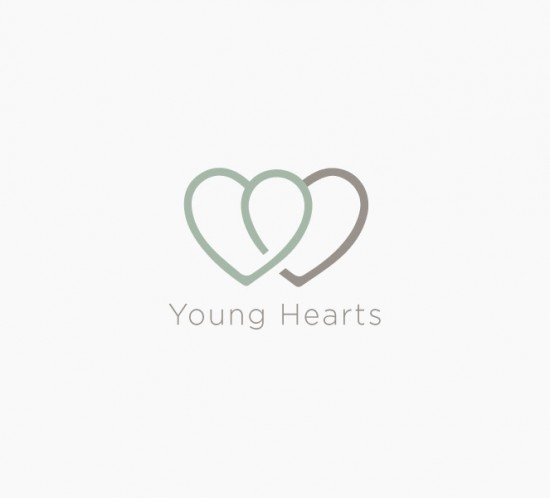 Young Hearts Logo