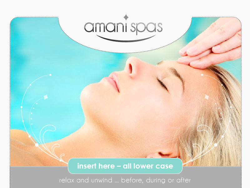 Amani Spas Group Voucher
