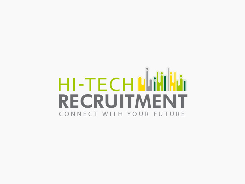 Hi-Tech Recruitment Logo