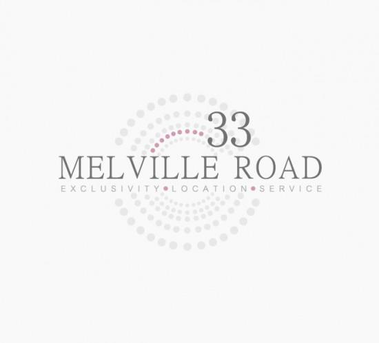 Melville Road 33 Logo