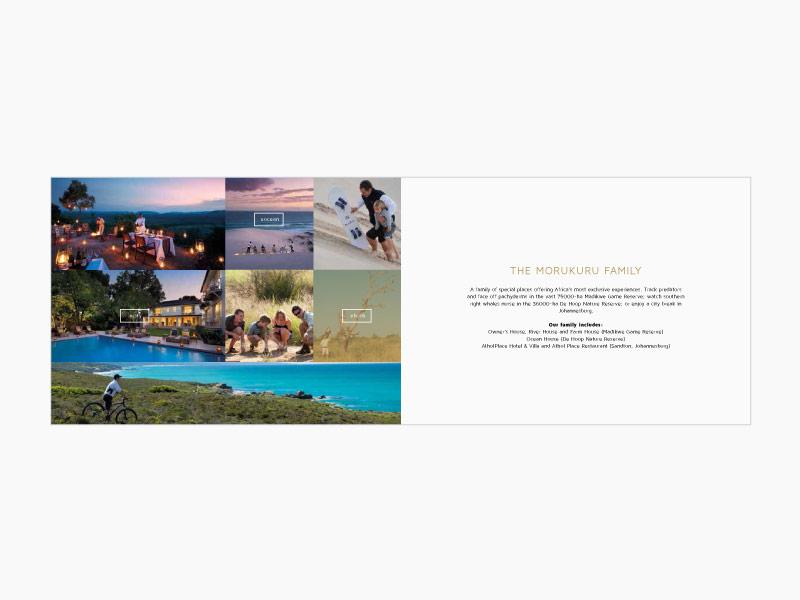Morukuru Photobook Brochure